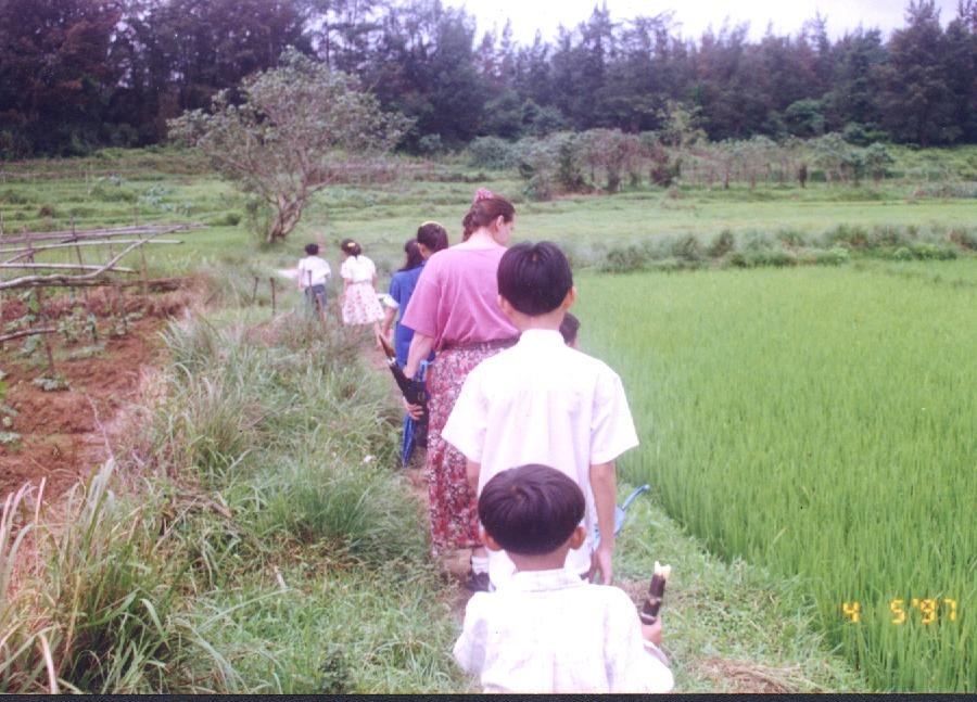9. How to be a missionary yourself.